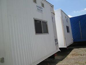 Used 2007 2460 Doublewide Mobile Office Trailer S 36350 1 Kc