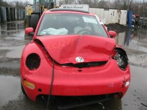Rear View Mirror Without Digital Clock Fits 02 05 Beetle 857242