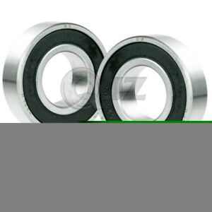 2x Sr16 2rs 1in X 2in X 1 2in Sr16rs Stainless Inch Steel Ball Bearing New