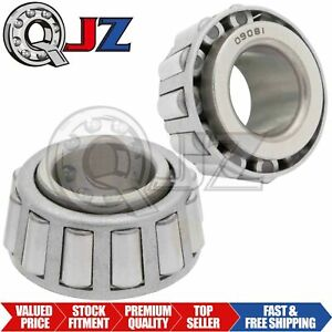 2 pack 09081 Tapered Roller Inner Ring Single Cone 0 81 bore X 0 875 width