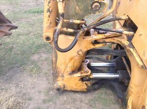 Case 580c Loader backhoe Tower Swing Base Of Boom Oem D67791