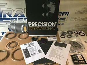Honda Accord Transmission Rebuild Kit 2000 up Mcta