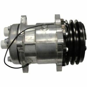 New Ac Compressor For Ford New Holland Tractor 8530 8600 8630 8700 8730