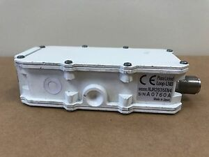 New Japan Radio Ku band Pll Lnb Model Njr2635en4 Freq 11 70 12 20 Ghz