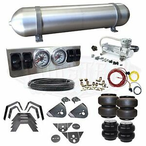 84 88 Toyota P u Airbag Kit Stage 1 1 4 Manual Control 4 Path Air Ride System