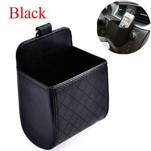 Pu Leather Auto Car Accessories Seat Organizer Pouch Storage Bag Multi Pocket
