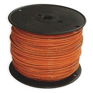 Southwire Company Building Wire Thhn 14 Awg Orange 500ft 11585701