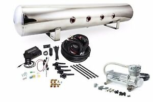 Air Management Package With Air Lift Performance 3h Ride Height Control System