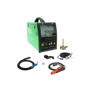 Power I mig 275p Pulse Mig Stick Welder By Everlast Push pull Gun Capable