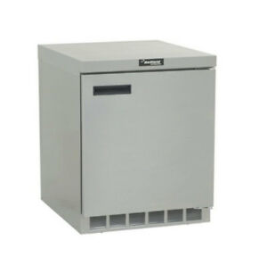 Delfield Guf32p s 8 8 Cu ft 4500 Series Commercial Undercounter Freezer