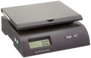 Weighmax Capacity Postal Shipping Scale Battery And Ac Adapter Included