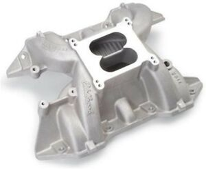 Edelbrock Performer Rpm Intake Manifolds Chrysler 7193 Free Shipping