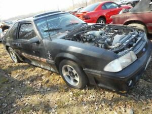 87 88 89 92 Ford Mustang Speedometer Head Only Mph 85 Mph 1476391