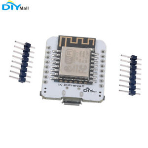1 5 10pc Minidk Esp8266 Development Board Cp2104 Esp 12f Wifi Module For Arduino