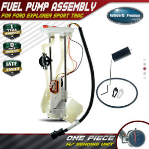 Electric Fuel Pump Module Assembly For Ford Explorer Sport Trac 2002 2003 4 0l