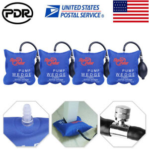 4 Us Automotive Pump Wedge Pdr Air Pump F Car Door Window Inflatable Hand Tools