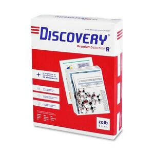 Discovery Multipurpose Paper 8 1 2x11 3hp 20lb 97ge 110 Iso 5rm ct We 00101