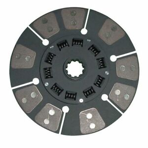 New Clutch Disc round Cerametallic For Ford New Holland 9700 Tw10 Tw5