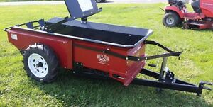 Millcreek Model 27 Manure Spreader