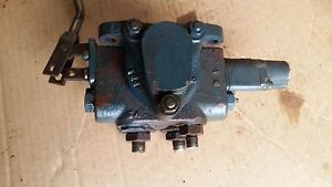 Used Control Valve Assembly 76611 36210 For Kubota Tractor F2100
