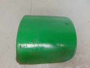 John Deere Late Styled B Tractor Pulley Shield B3124r 8900