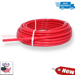 Uponor wirsbo 1 2 Aquapex Red 100 Ft Coil Fast Shipping