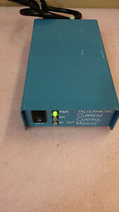 Alternating Current Control Module 250v Max