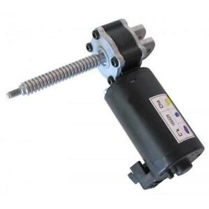 1 12vdc Right angle Gear Head Motor With Worm Drive