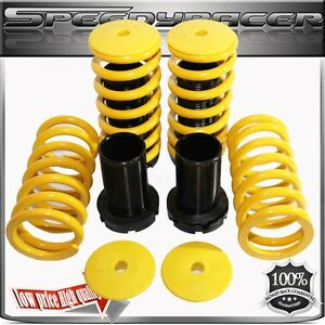 93 97 Del Sol 88 00 Civic 90 01 Integra Coilover Suspension Kit Adj Gold