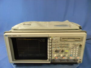 Agilent 54542c 500 Mhz Digital Oscilloscope 30 Day Warranty