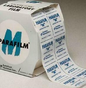 New Parafilm M Laboratory Film 10cm 4 Wide Length 1m 2m 5m 10m