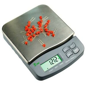 Mrb 1200 High Precision Compact Digital Bench Scale 1200g X 0 1g Ac Powered New