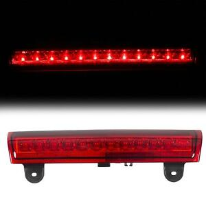Rear Roof Third Brake Light Cargo Led For 00 06 Tahoe Suburban Yukon Xl Red