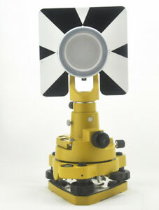 New Single Prism Set For Topcon Total Station Dia 64mm 0mm Offset