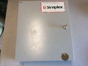 Simplex Fire Alarm Panel In Stock | JM Builder Supply and