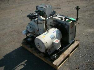 Ingersoll Rand Rotary Screw Compressor 25hp W Intellisys U25h 9p