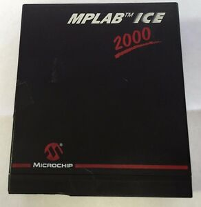 Microchip Mplab Ice 2000 In circuit Emulator