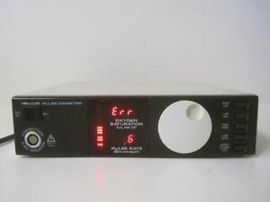 Nellcor N 200 Pulse Oximeter Used 30 Day Guarantee Oxygen Meter Monitor