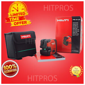 Hilti Pm 2 lg Multi Directional Laser Brand New Fast Shipping