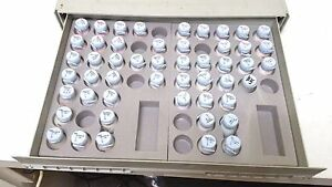 Vita Vm 7 Metal Ceramic Porcelain Powder In Drawer Tray