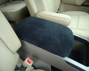 Fits Kia Sportage 2006 2008 Fleece Center Armrest Console Lid Cover F6