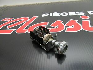 1970 Rebel The Machine Headlight Switch With Knob And Bezel Original Amc