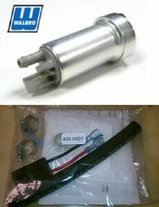 Genuine Walbro 400lph In Tank Fuel Pump Fitting Kit For Toyota Jzx90 100
