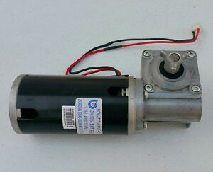 Bom zyt 63 12e 03 120v 60hz 0 35a 4500 Rpm Electric Motor With Gear Box