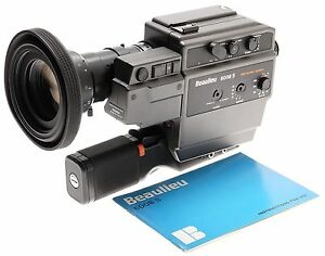 beaulieu 6008 s film movie camera