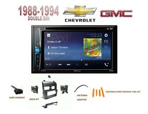 1988 1994 Chevy Gmc Suv Full Size Trucks Bluetooth Touchscreen Car Stereo Kit