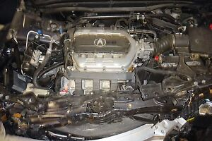Engine 2012 Acura Tl 3 5l Motor With 77 579 Miles