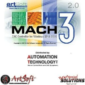 Fully Licensed Mach3 Cnc Software Free Cd With Manuel License File