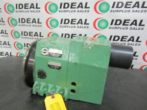 Sauter 05 480 316 Tool Turret Drive Motor Reconditioned