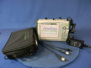 Anritsu Ms2721b Spectrum Analyzer With Option 0020 30 Day Warranty
